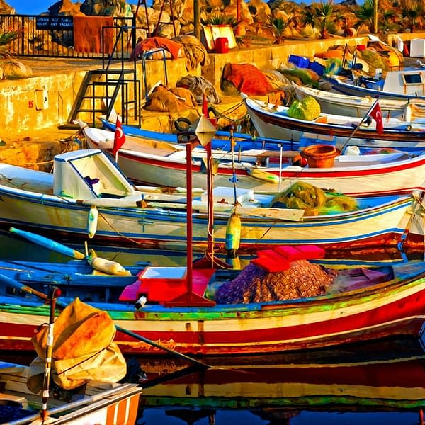 Boat - Jigsaw puzzle