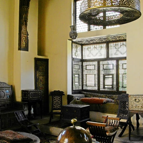Gayer-Anderson Museum - Mosque of Ibn Tulun - Gayer Anderson House - Lady Egypt Tours - Book Now
