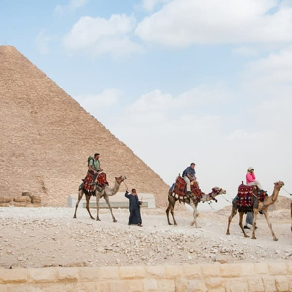 Great Sphinx of Giza - Saqqara - Pyramid Camel Ride - Lady Egypt Tours - Book Now