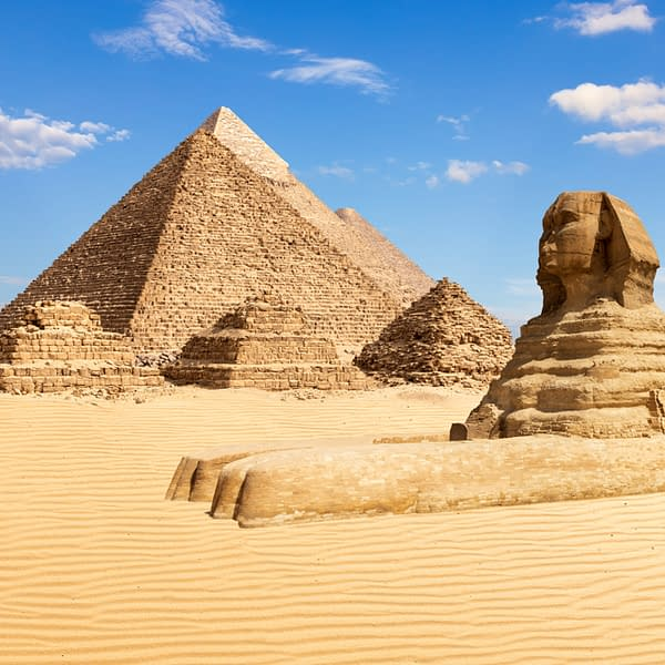 The Great Pyramid of Giza - Great Sphinx of Giza - Pyramids, Saqqara And Memphis - Lady Egypt Tours - Book Now