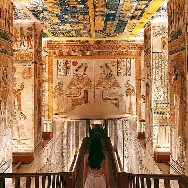 Valley of the Kings - Ancient Egypt